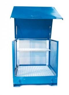 Box de stockage à parois grillagés - Devis sur Techni-Contact.com - 1