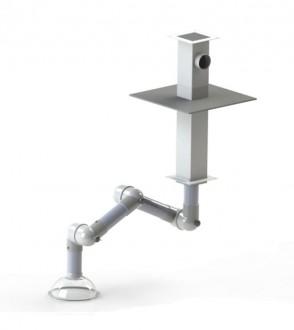 Bras d'aspiration articulé 400 m³/h - Devis sur Techni-Contact.com - 2
