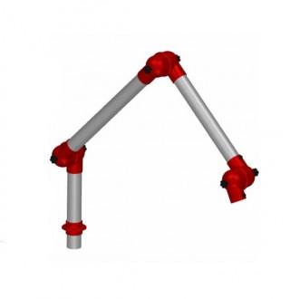 Bras d'aspiration articulé 400 m³/h - Devis sur Techni-Contact.com - 4