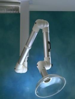 Bras d'aspiration pour laboratoires - Devis sur Techni-Contact.com - 3