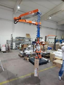 Bras manipulateur industriel - Devis sur Techni-Contact.com - 3