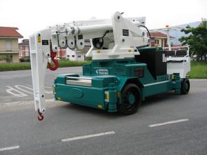 Bras supplémentaire pour grues à contrôle manuel ou hydraulique - Devis sur Techni-Contact.com - 6