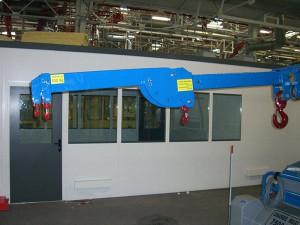 Bras supplémentaire pour grues à contrôle manuel ou hydraulique - Devis sur Techni-Contact.com - 7