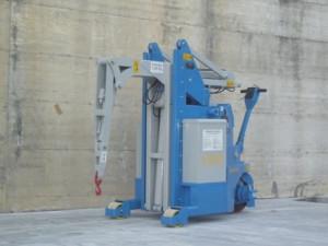 Bras supplémentaire pour grues à contrôle manuel ou hydraulique - Devis sur Techni-Contact.com - 9