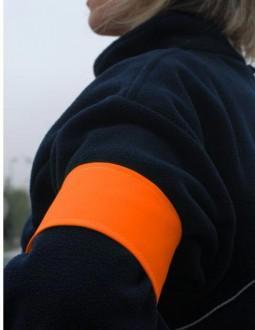 Brassard de sécurité fluorescent - Devis sur Techni-Contact.com - 1
