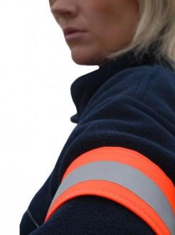 Brassard de sécurité tissu PVC - Devis sur Techni-Contact.com - 1