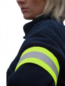 Brassard de sécurité tissu PVC - Devis sur Techni-Contact.com - 2