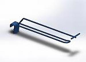 Broche Blister pour gondole - Devis sur Techni-Contact.com - 2