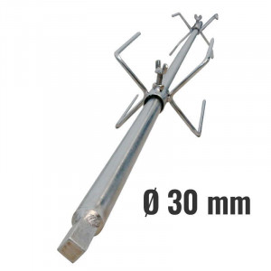 Broche méchoui inox 130 Kg - Devis sur Techni-Contact.com - 1