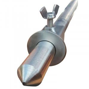 Broche méchoui inox 130 Kg - Devis sur Techni-Contact.com - 2