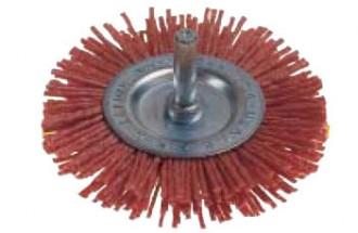 Brosse circulaire en nylon - Devis sur Techni-Contact.com - 1