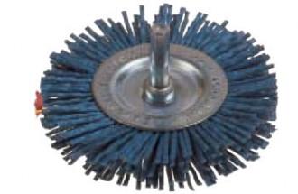 Brosse circulaire en nylon - Devis sur Techni-Contact.com - 2