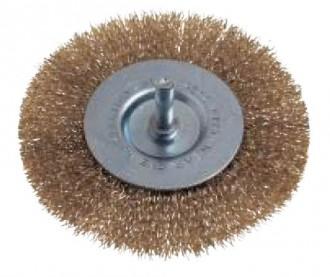 Brosse circulaire plate - Devis sur Techni-Contact.com - 1
