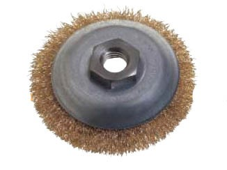 Brosse métallique circulaire - Devis sur Techni-Contact.com - 1