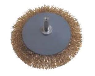 Brosse métallique rotative - Devis sur Techni-Contact.com - 1