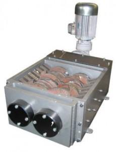 Broyeur à cisailles rotatives pour déchets ménagers - Devis sur Techni-Contact.com - 1