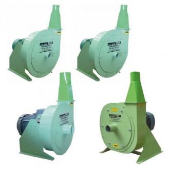Broyeur à marteaux avec ventilateur - Devis sur Techni-Contact.com - 2