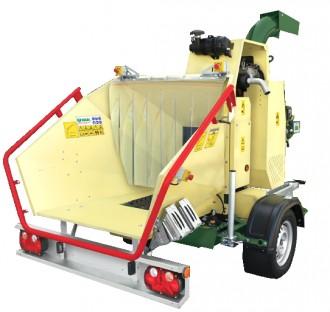 Broyeur à multi végétaux à prise de force tracteur - Devis sur Techni-Contact.com - 1