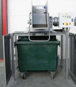 Broyeur compacteur de déchets - Devis sur Techni-Contact.com - 1