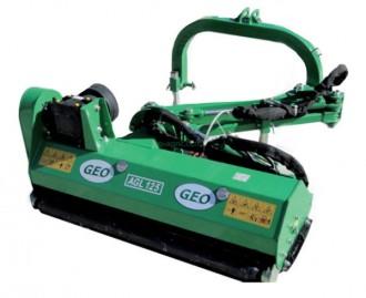 Broyeur d'accotement pour l'herbe et l'élagage - Devis sur Techni-Contact.com - 1