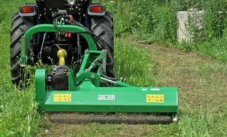 Broyeur d'accotement pour l'herbe et l'élagage - Devis sur Techni-Contact.com - 4