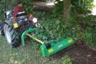 Broyeur d'accotement pour l'herbe et l'élagage - Devis sur Techni-Contact.com - 6