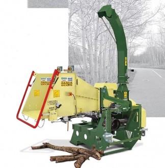 Broyeur de branches à moteur thermique - Devis sur Techni-Contact.com - 1
