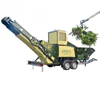Broyeur de branches et végétaux - Devis sur Techni-Contact.com - 1