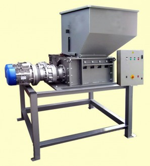 Broyeur de déchets à 4 rotors - Devis sur Techni-Contact.com - 1