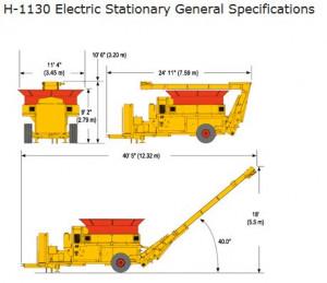 Broyeur de paille Haybuster H1130E - Devis sur Techni-Contact.com - 10