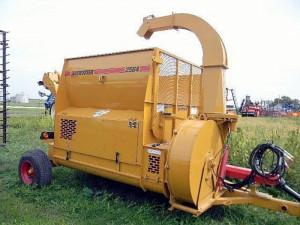 Broyeur de paille HAYBUSTER 2564 - Devis sur Techni-Contact.com - 1