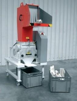 Broyeur de plastique industriel - Devis sur Techni-Contact.com - 2