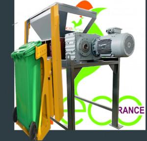 Broyeur déchiqueteur de déchets organiques  - Devis sur Techni-Contact.com - 2