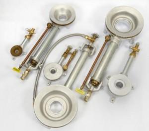 Brûleur circulaire à flamme horizontale puissance 10 à 200 kW - Devis sur Techni-Contact.com - 1