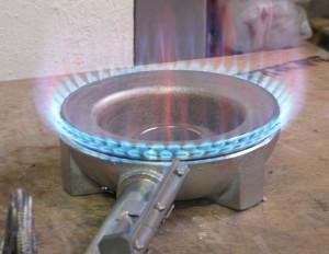 Brûleur de cuisine à gaz propane - Devis sur Techni-Contact.com - 1