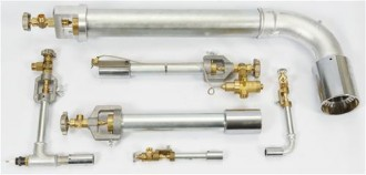 Brûleur Industriel Torche HP/AI - Devis sur Techni-Contact.com - 1