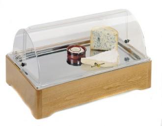 Buffet froid pour charcuterie et fromage - Devis sur Techni-Contact.com - 1