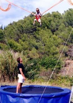 Bungy trampoline - Devis sur Techni-Contact.com - 4