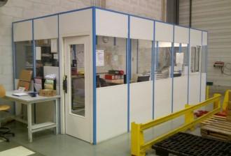 Bureau d'atelier assemblage par clavetage - Devis sur Techni-Contact.com - 2