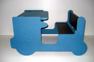 Bureau enfant bois - Devis sur Techni-Contact.com - 2