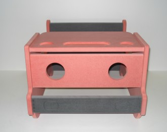 Bureau enfant bois - Devis sur Techni-Contact.com - 5