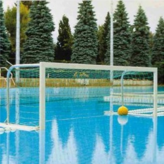But de water-polo à cage en alu - Devis sur Techni-Contact.com - 1