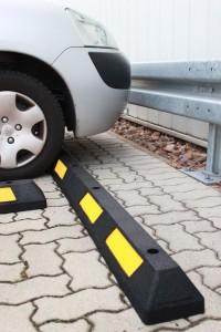 Butée de parking en caoutchouc - Devis sur Techni-Contact.com - 2