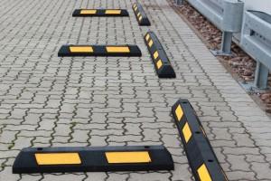 Butée de parking en caoutchouc - Devis sur Techni-Contact.com - 3