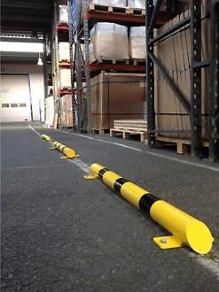 Butée de protection racks - Devis sur Techni-Contact.com - 2