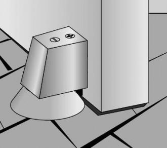 Butée et Blocage de Porte - Devis sur Techni-Contact.com - 1