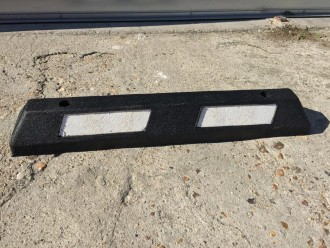Butoir de parking en caoutchouc - Devis sur Techni-Contact.com - 1