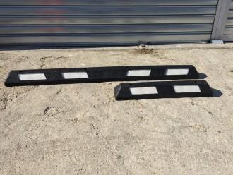 Butoir de parking en caoutchouc - Devis sur Techni-Contact.com - 2