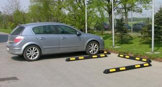 Butoir de parking en caoutchouc - Devis sur Techni-Contact.com - 3