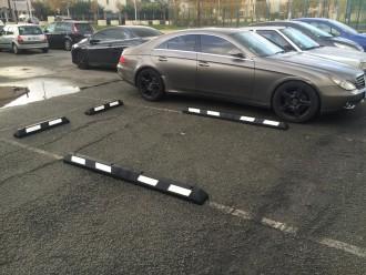 Butoir de parking en caoutchouc - Devis sur Techni-Contact.com - 4